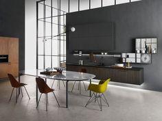 Fitted kitchen INDada by DADA design Nicola Gallizia