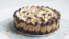 Een heerlijk recept van Annemieke van de fijne foodblog Sweet Little Kitchen voor bokkenpootjestaart. Supersimpel en zonder oven…