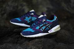 "BAIT x Asics Gel Saga ""Phantom Lagoons"" – September 28"