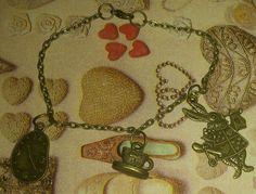 Pulsera estilo vintage Alicia en el país de las Maravillas in Relojes y Joyas | eBay