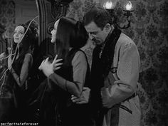 I want a relationship as good as the Morticia and Gomez. - Imgur