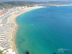 Nazaré, Portugal Incredible beach!