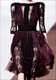 """notordinaryfashion: """"Elie Saab Haute Couture """" jaglady"""