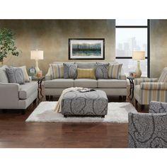 fusion grande mist sofa and loveseat my furniture place pilot rh pinterest com