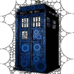 Post with 1346 views. A modern Tardis art Die Tardis, Tardis Art, Tardis Blue, Doctor Who Art, Doctor Who Tardis, Loki Marvel, Quilling Patterns, Geronimo, The Fault In Our Stars