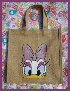 Hey, I found this really awesome Etsy listing at https://www.etsy.com/uk/listing/398896385/daisy-duck-style-hand-painted-glitter
