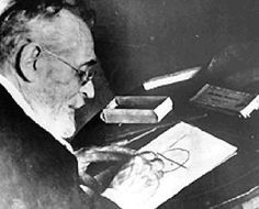 "Émile Cohl (1857-1938) often called ""The Father of the Animated Cartoon."""