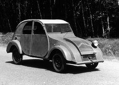 2cv 1939 / TPV concept - Citroën
