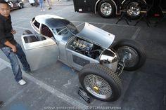 Funky #SEMA show car #hotrod