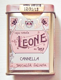 Leone : Cinnamon Candy