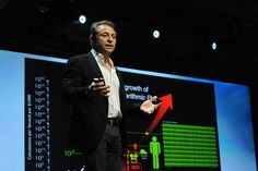 """Peter Diamandis at #StarkeyExpo 2016. """"The world's biggest problems are the world's biggest business opportunities."""" #TBT #50moments"""