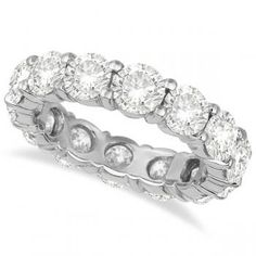 Diamond Eternity Ring Wedding