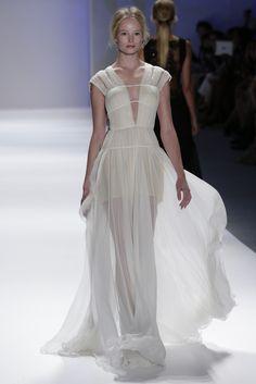 Tadashi Shoji RTW Spring 2013 - Runway, Fashion Week, Reviews and Slideshows - WWD.com