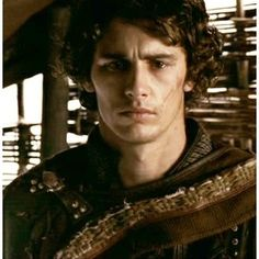 James Franco as Tristan. My favorite  movie hands down!
