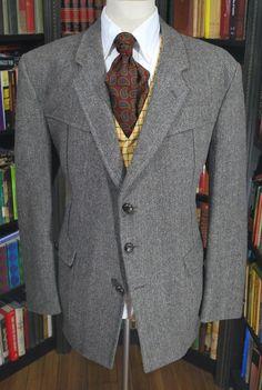 "Dunn & Co. Norfolk Jacket, Harris Tweed Hunting Jacket 48"" Chest – Brown & Williams Clothiers"