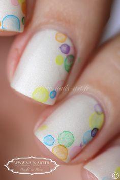 Bulles de couleur, bulles de douceur