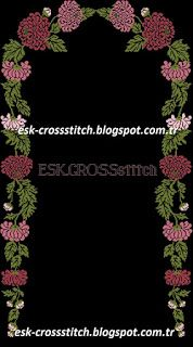 This Pin was discovered by Кат Prayer Rug, Diy And Crafts, My Favorite Things, Cross Stitch, Embroidery, Flowers, Ankara, Cross Stitch Embroidery, Towels