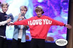 Hyunseong, Jeongmin, and Minwoo