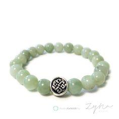 Kínai szerencsecsomó szimbólumos ásvány karkötők Reiki, Minerals, Beaded Bracelets, Stone, Tv, Jewelry, Jewlery, Jewels, Tvs