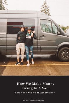 Wie wir Geld verdienen, während wir in einem Van leben How We Make Money Living In A Mercedes Sprinter Van? Van Life Movement // Tiny Living // Tiny House // Van Conversion // Travel // Making Money While Traveling - Creative Vans Bus Life, Camper Life, Mercedes Sprinter, Travel Van Rental, Van Travel, Sprinter Van Conversion, Van Conversion Plans, Camper Van Conversions, Van Dwelling