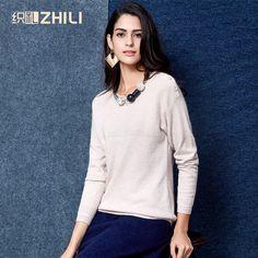 Cores Puras de alta Qualidade Outono Inverno 2017 NOVO Estilo Europeu Da Forma Das Mulheres Outwear Pullovers de Malha Camisola