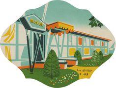 Motel Balatonföldvár (105mm × 137mm) | Flickr - Photo Sharing!