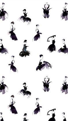 Audrey Hepburn wallpaper iPhone