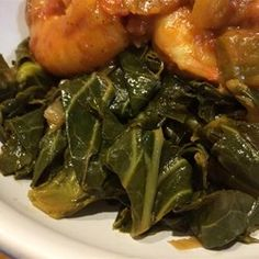 Sweet and Tangy Sauteed Collard Greens Allrecipes.com  I like sweet and tangy...maybe...