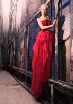 RED LOVE #dress #fashion #red