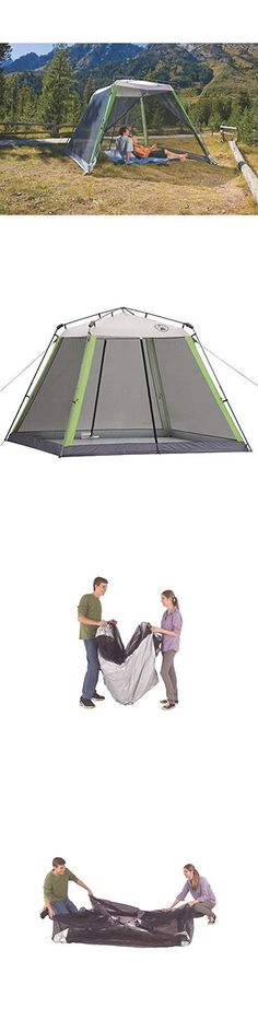 Other Tents and Canopies 179019: New Coleman Instant Screenhouse Canopy Tent Protection Mosquitoes Bugs Camping -> BUY IT NOW ONLY: $116.89 on eBay!