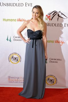 May 03, 2013 - 139th Kentucky Derby - Unbridled Eve Gala