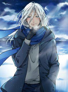 Yuri on ice: Adolescence Yuri On Ice Fondos, Anime Manga, Anime Guys, Manhwa, Yuri On Ice Comic, Victor Nikiforov, Yuri Katsuki, ユーリ!!! On Ice, Yuri Plisetsky