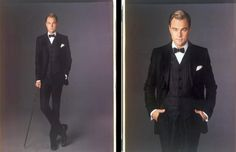 """what's old is new again: """"The Great Gatsby"""" Collection at Brooks Brothers"""