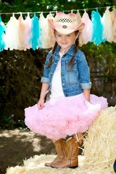Vintage Cowboy and Cowgirl Party with Lots of REALLY CUTE IDEAS