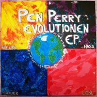 Nadii B. Xx' -> für Pen Perry[s EP] Juni/'11 - mit Acryl auf Leinwand von 30 x 30 cm. || Freude.Hass.Trauer.Liebe[2.0]. . . Farbspiel! || Ich nehme gerne Auftragsarbeiten an!