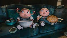 Hansel/Gretel Hobbies: Lying, sneaking, and evil scheming.