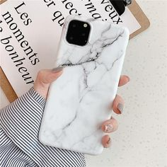 White Marble iPhone 11 Pro Max Case iPhone Cover Get yours now! Worldwide shipping all of orders! Girly Phone Cases, Cool Iphone Cases, Iphone 11 Pro Case, Iphone Phone Cases, Coque Macbook, Coque Iphone, Marble Iphone Case, Marble Case, Iphone Cover