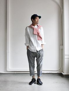 SPINDOLS  DOLMAN SHIRTSの画像:STYLE