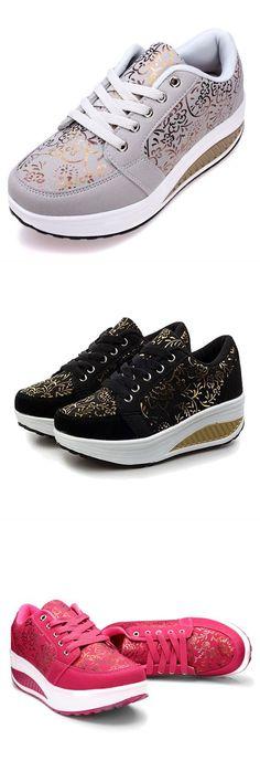 5ca0c7f7ca Casual shoes below 600 women 8217 s casual shake sneakers shoes non-slip