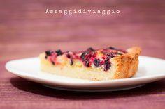 Assaggidiviaggio: Navigando sul web e la crostata con crema frangipane ai frutti di bosco di Ernst Knam