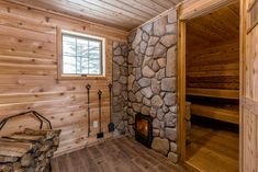 """Looking for a winter sauna getaway? Here are five Upper Midwest US resorts that offer a """"bold north"""" authentic sauna escape Mobile Sauna, Sauna House, Sauna Design, Design Design, Outdoor Sauna, Finnish Sauna, Mall Of America, North America, New Year Holidays"""