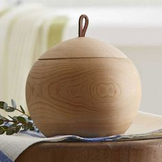 Handcarved Cypress Bowl | VivaTerra