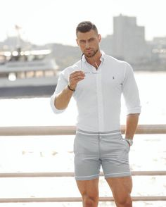 Bright White, big city #menswear #simplydapper #stylish