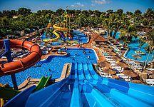 empresa de parques infantiles y sus instalaciones de parques de exterior, parques de interior, parques acuáticos y áreas deportivas