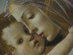 """""""Sandro Botticelli - Madonna col Bambino e San Giovanni Battista - (1490 c.a)"""