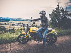 SaarBlende: Ducati - Scrambler 800 Icon