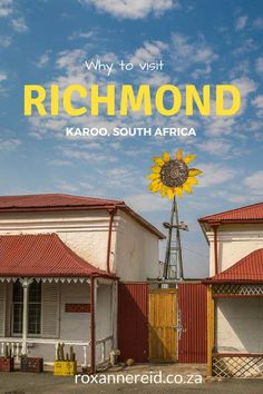 Why to visit Richmond in the Karoo #SouthAfrica #travel #roadtrip