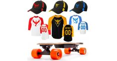 Pokegrabber Contest Win Team Hat  Team T Shirt  Electric... IFTTT reddit giveaways freebies contests