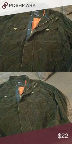 Men's Corduroy Jacket Like new - great fall casual jacket Nautica Jackets & Coats