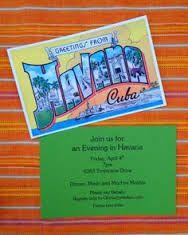 cuba event invitation - Google Search